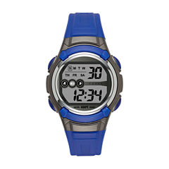 Womens Blue Strap Watch-Fmdjo105