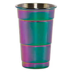 Mixit Stainless Steel Tumbler Glass