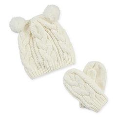 Mixit 1 Pair Knit Cold Weather Set