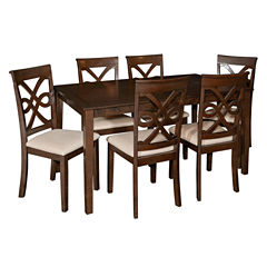 Leighton 7Pc Dining Set