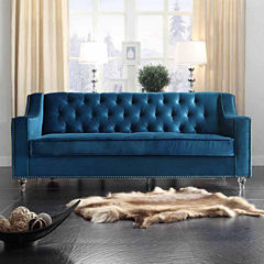 Chic Home Dylan Velvet Sofa