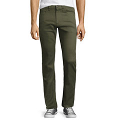 Akademiks® Shady Slim-Fit Stretch Twill Pants