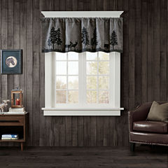 Tree Rod-Pocket Valance
