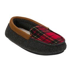 Dearfoam Moccasin Slippers - Boys