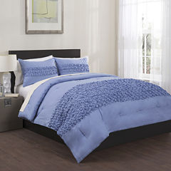 Republic Origami Pleated Duvet Cover Set