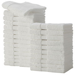 Martex® Commercial Set of 24 Washcloths
