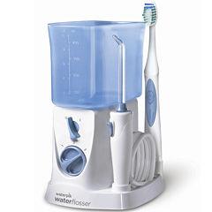 Waterpik WP-700  2-in-1 Water Flosser + Sonic Toothbrush