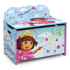 Dora Deluxe Toy Box