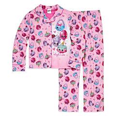 Shopkins 2-pc. Shopkins Pant Pajama Set Girls