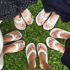 Cathy's Concepts Team Bride Flip Flops