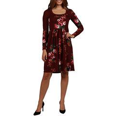 24/7 Comfort Apparel Umbria Dress