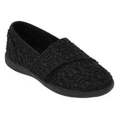 Okie Dokie® Lacey Slip-On Shoes - Toddler