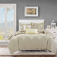 Madison Park Noelle 6-pc. Coverlet Set