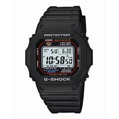Casio® G-Shock Tough Solar Mens Atomic Timekeeping Chronograph Watch GWM5610-1CR