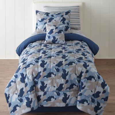 home expressions comforter set