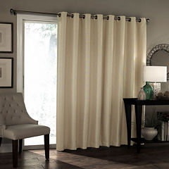 Eclipse Blackout Grommet-Top Patio Door Curtain