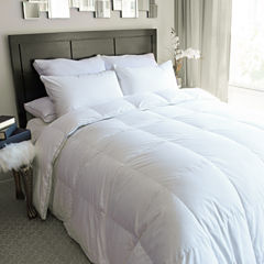 Allied Home Nikki Chu White Goose Down Midweight Reversible Comforter