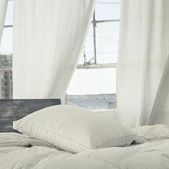 Allied Home Microfiber Memory Medium Pillow