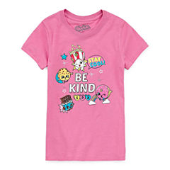 Shopkins 'Be Kind' Graphic T-Shirt- Girls' 7-16