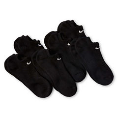 Nike® 6-pk. No-Show Performance Socks - Boys