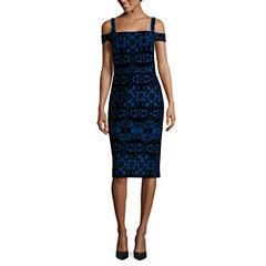 Weslee Rose Sheath Dress