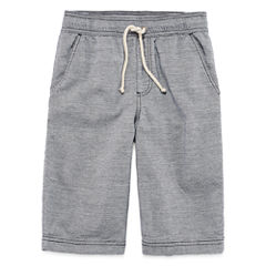 Arizona Pull-On Shorts Big Kid Boys Husky