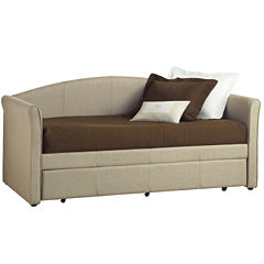 Tamryn Upholstered Daybed with Trundle Option
