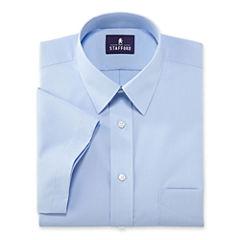 Stafford® Travel Short-Sleeve Performance Super Shirt