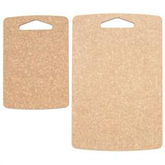 Epicurean® 2-pc. Natural Cutting Board Set