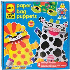 ALEX TOYS® Paper Bag Puppets Kit