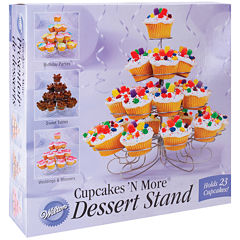 Wilton® Cupcakes 'n More Dessert Stand