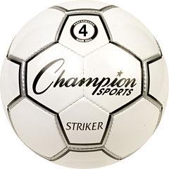 Champion Sports Striker 3 Soccer Ball