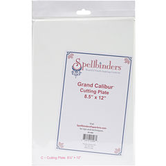 Spellbinders™ Grand Calibur™ Cutting Plate 8.5