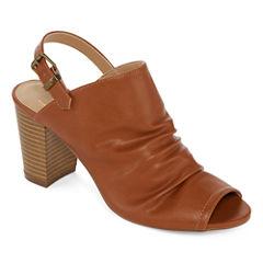 Diba London Zia Womens Heeled Sandals