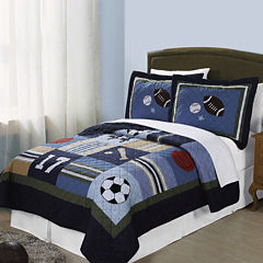 Laura Hart Kids All-State Quilt Set