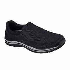 Skechers Gomel Mens Slip-On Shoes