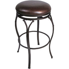Quincy Backless Swivel Barstool