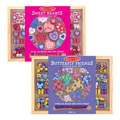 Melissa & Doug® Bead Set Bundle