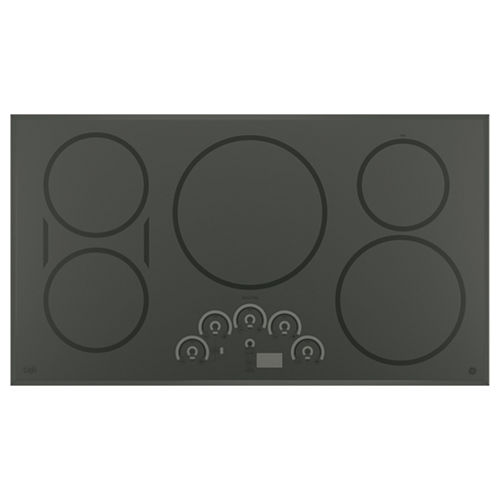 GE Café ™ 36 Built-In Touch Control Induction Cooktop With 5 Elements