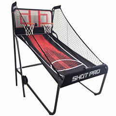 Hathaway Shot Pro Deluxe Arcade Basketball Game