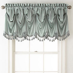 Royal Velvet® Hilton Rod-Pocket Tuck Valance