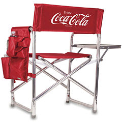 Coca-Cola Sports Chair