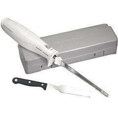 Hamilton Beach® Electric Carving Knife Set