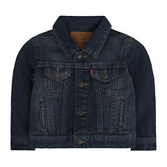 Levi's® Denim Trucker Jacket - Baby Boys 3m-9m