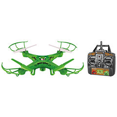 World Tech Toys Angry Birds Licensed The Pigs Squak-Copter 4.5CH 2.4GHz RC Camera Drone