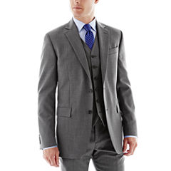 Stafford® Executive Super 100 Wool Suit Jacket - Classic