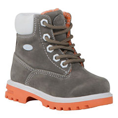 Lugz Unisex Hiking Boots - Toddler