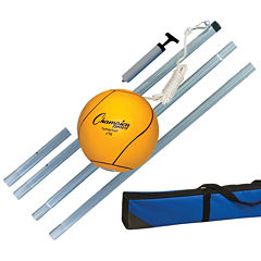 Champion Sports Deluxe Tetherball Set