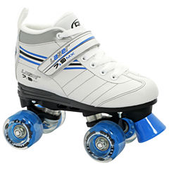 Roller Derby Laser 7.9 Speed Quad Skate Roller Skates - Girls