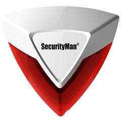 Securityman Indoor Siren For Iwatchalarmd Security System